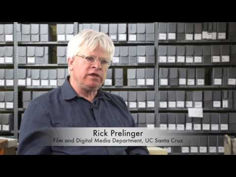 Dr. Rick Prelinger on Sharing The Best Quality