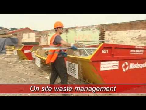 Construction Waste - Wastecycle