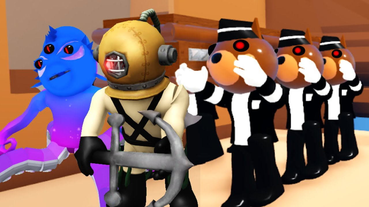 Piggy Roblox Coffin Dance Meme Compilation *Chapter 7 Edition*