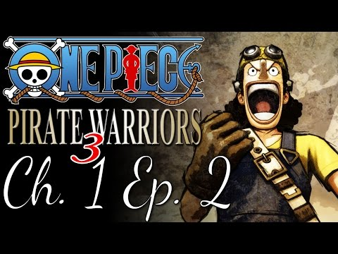 CAPTAIN USOPP! | One Piece: Pirate Warriors - Chapter 1, Episode 2
