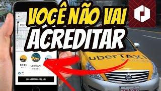 Uber ACEITANDO Taxis: você não vai acreditar!
