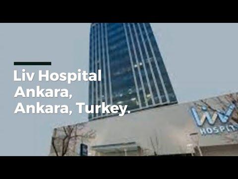 Liv hospital Ankara turkey , Overview Video