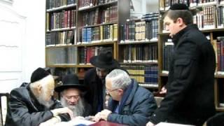 rabbi elyashiv