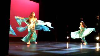 Sahara Dance Caravan:  Raqs Sahara (8-15-09)