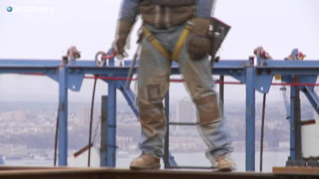 Rising Rebuilding Ground Zero Iron Workers Youtube