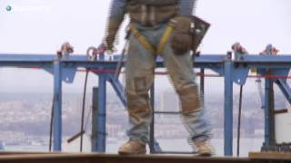 Rising: Rebuilding Ground Zero - Iron Workers
