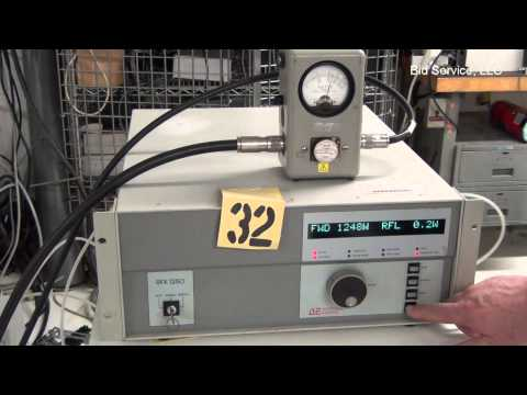 Advanced Energy RFX-1250 RF Generator #55147