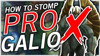 HOW TO STOMP A PRO GALIO IN CHALLENGER WITH KATARINA! ft. Viper| KatEvolved