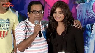 Brahmi Says Anjali is Like My Daughter - Geethanjali Promo Song Launch
