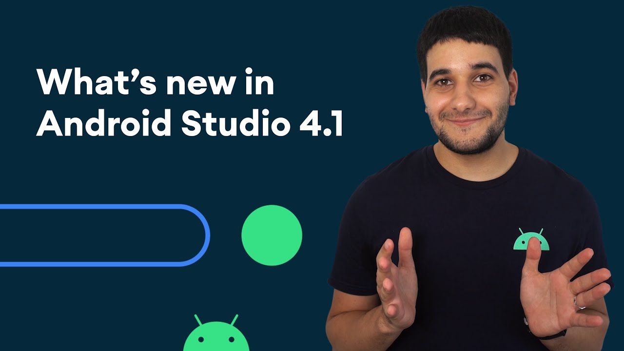 What's New in Android Studio 4.1