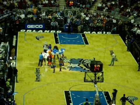 Orlando Magic April Fools Prank on