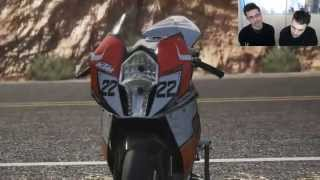 Ride - Superbikes, Supersports, Naked, Historic