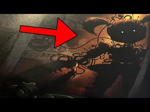 TWISTED Baby in FNAF 6 / Sister Location 2 ?!