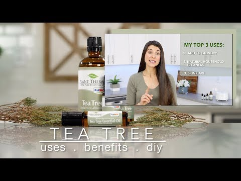 Tea Tree - Website Version