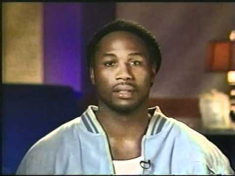 Lennox Lewis interview before the Tyson fight
