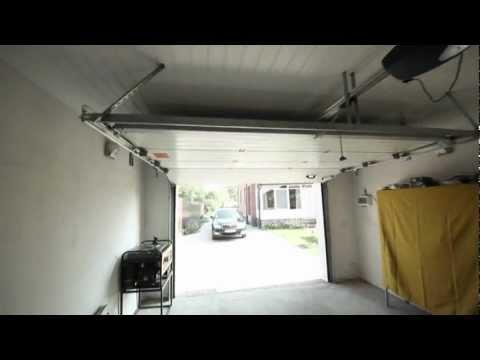 видео: Видео: как выбрать гаражные автоматические ворота.
