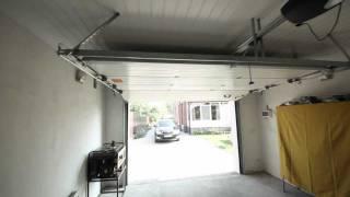 видео Как устроена и как выбрать автоматику для гаражных ворот