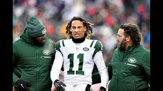 What's next for the Jets and Robby Anderson after his arrest?
