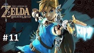 The Legend of Zelda: Breath of the Wild Святилище Неиз-Ёма прохождение #11