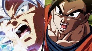 Son-Goku vs Gohan Leistungsstufen im Laufe Der Jahre (DB/DBZ/DB)