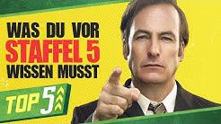 5 Dinge, die du vor Better Call Saul Staffel 5 wissen musst