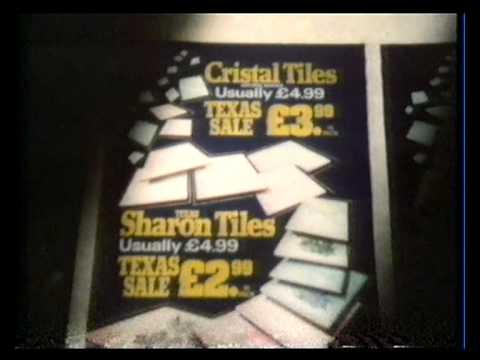 Texas Homecare Sale Advert 1984