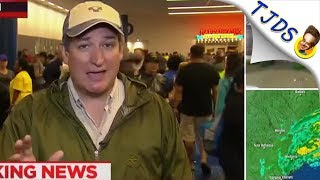 Reporters Confront Texas Politicians Who Voted Against Sandy Relief