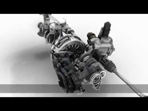 Dacia - Easy-R automated manual transmission
