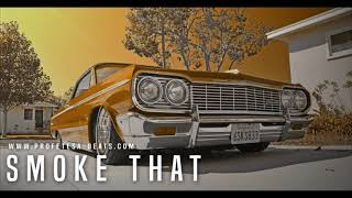 Hype Fast Old School Gangsta Rap Type Beat ''SMOKE THAT'' (prod. Profetesa Beats)