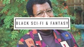 Black Sci-Fi & Fantasy + BOOK RECOMMENDS [BHM VID #4]