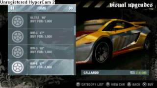 Need for speed most wanted 5-1-0 cheat combo