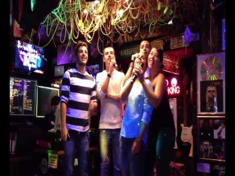We are the world, Karaoke!