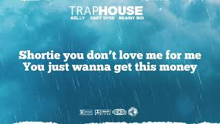 Trap House - (official lyrics video) x Capt Dyse & Brainyboi