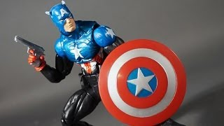 Hasbro Marvel Legends Heroic Age Bucky Captain America 6