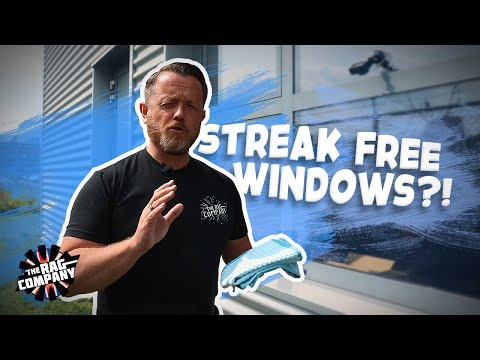 🇺🇸 | BEST WAY TO CLEAN YOUR WINDOWS!