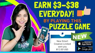 Get $38 Everyday by Playing This New Puzzle Game!
