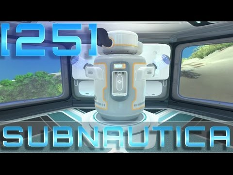 [25] - Filtration Online! - (Let's Play Subnautica) - [Season 01]