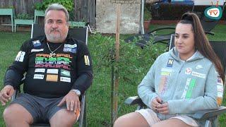 SprechAkte - Sarah und Ewald Fischer - Gewichtheben ist ihr Sport