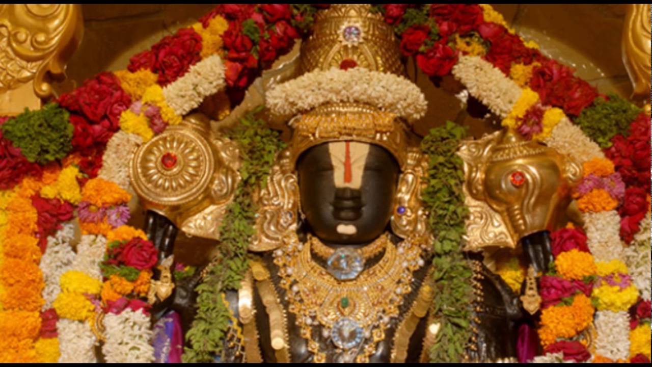 Venkateswara Swami Photos 4k For Pc: Sri Lord Venkateswara HD Photos