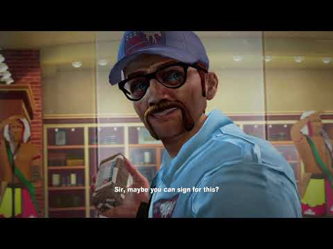 Dead Rising 2 Off The Record: Carl Psychopath (No Damage & Sword Only)  