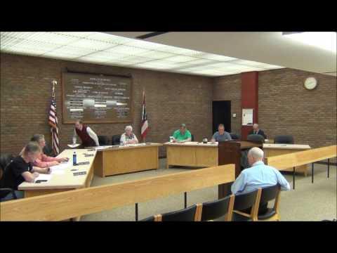 Bucyrus Platting Committee Meeting 5/9/17