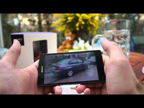 Sony Xperia Z im Test [Deutsch]