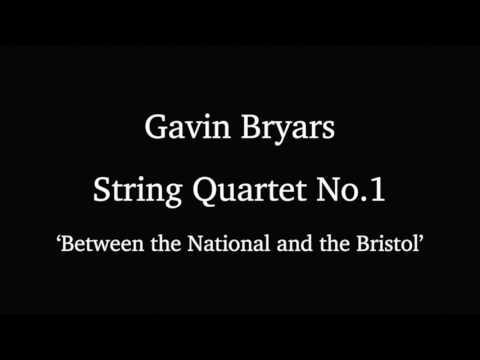 Gavin Bryars /  String Quartet No.1