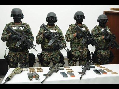 Rap Infantería de Marina de México | 2016 | [Official Vídeo]