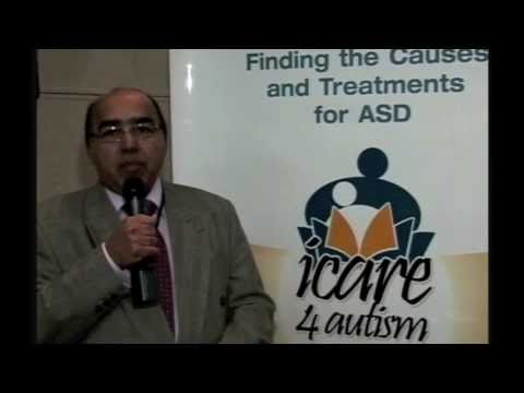 AUTISM in the Developing World: Presentation by Dhavendra Kumar, MD, United Kingdom