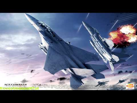 Ace Combat 6 OST - The Liberation Of Gracemeria