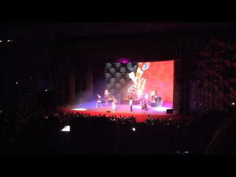 En La CQ el concierto 3 parte Videos De Viajes