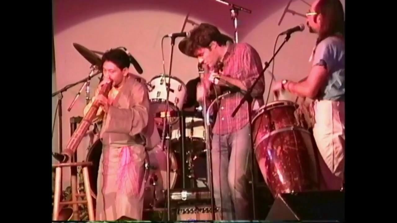 """Phil Void's """"Dharma Bums"""" at Loeb NYU Nov 14 1992 Pt 2"""