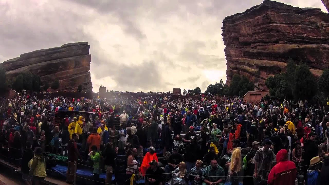 the string cheese incident quoton the roadquot red rocks