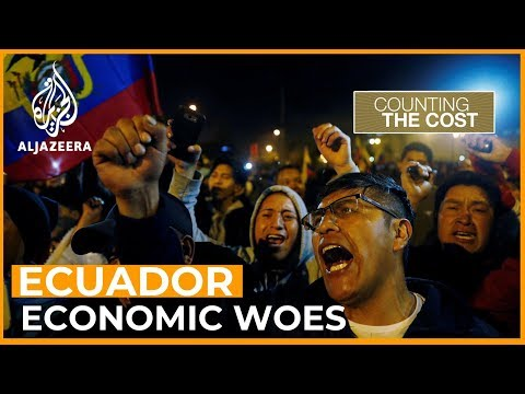 What's behind violent protests? Ecuador's vice president explains   Counting the Cost